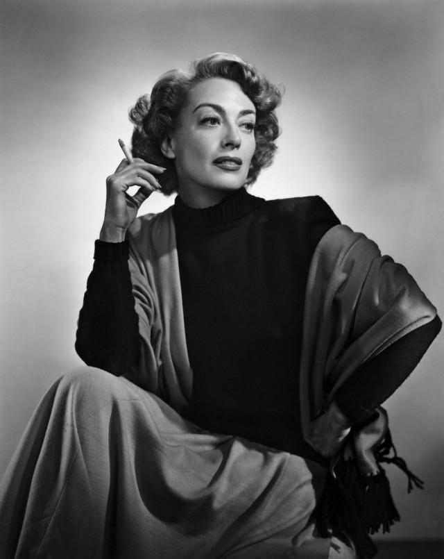 Джоан Кроуфорд, 1948. Автор Юсуф Карш