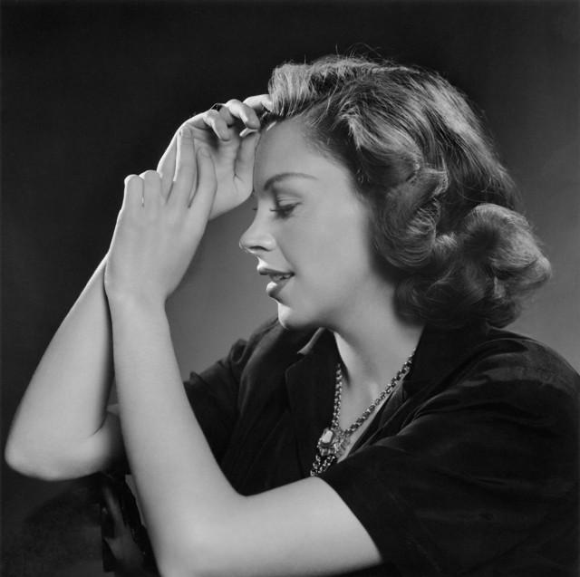 Джуди Гарленд, 1946. Автор Юсуф Карш
