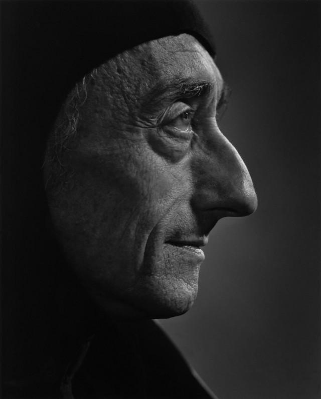Жак-Ив Кусто, 1972. Автор Юсуф Карш