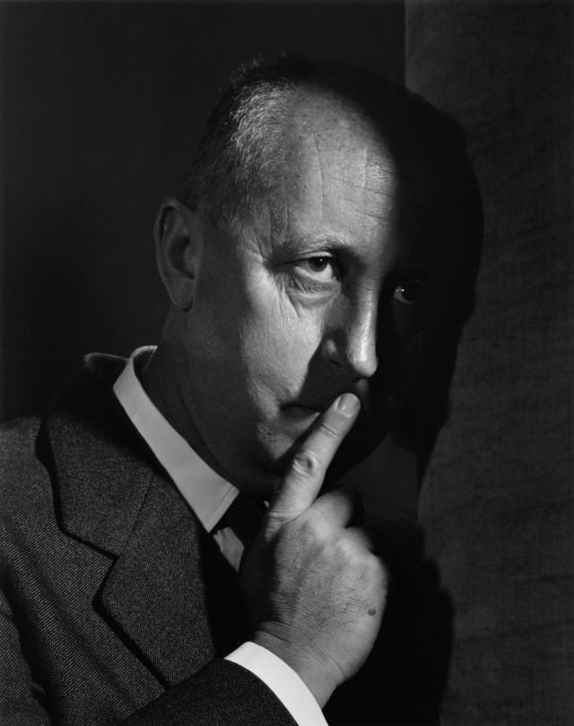 Кристиан Диор, 1954. Автор Юсуф Карш