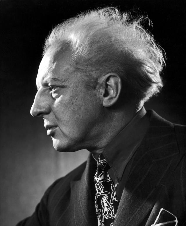 Леопольд Стоковский, 1945. Автор Юсуф Карш