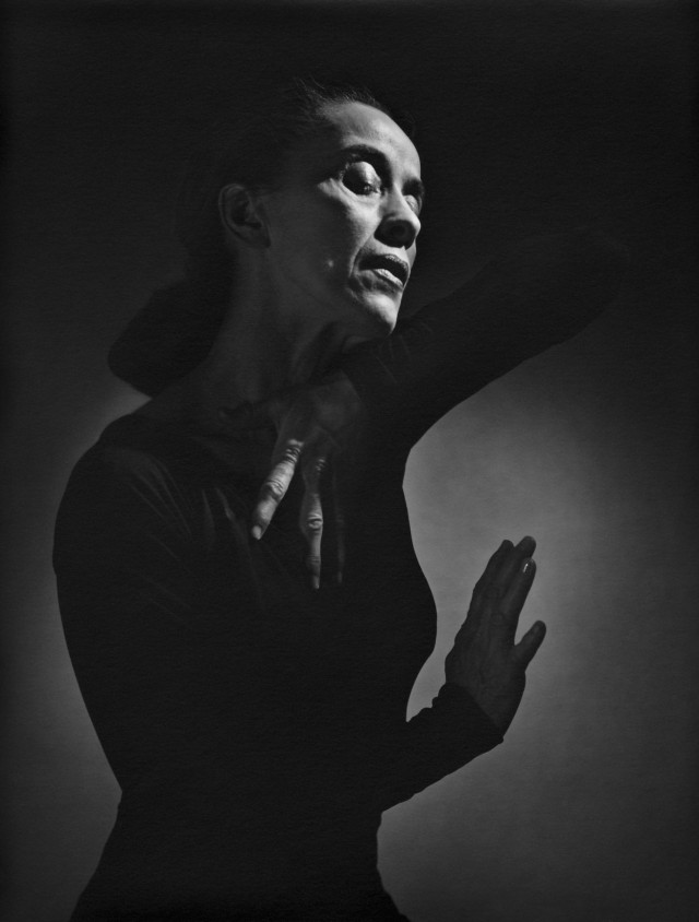 Марта Грэм, 1948. Автор Юсуф Карш
