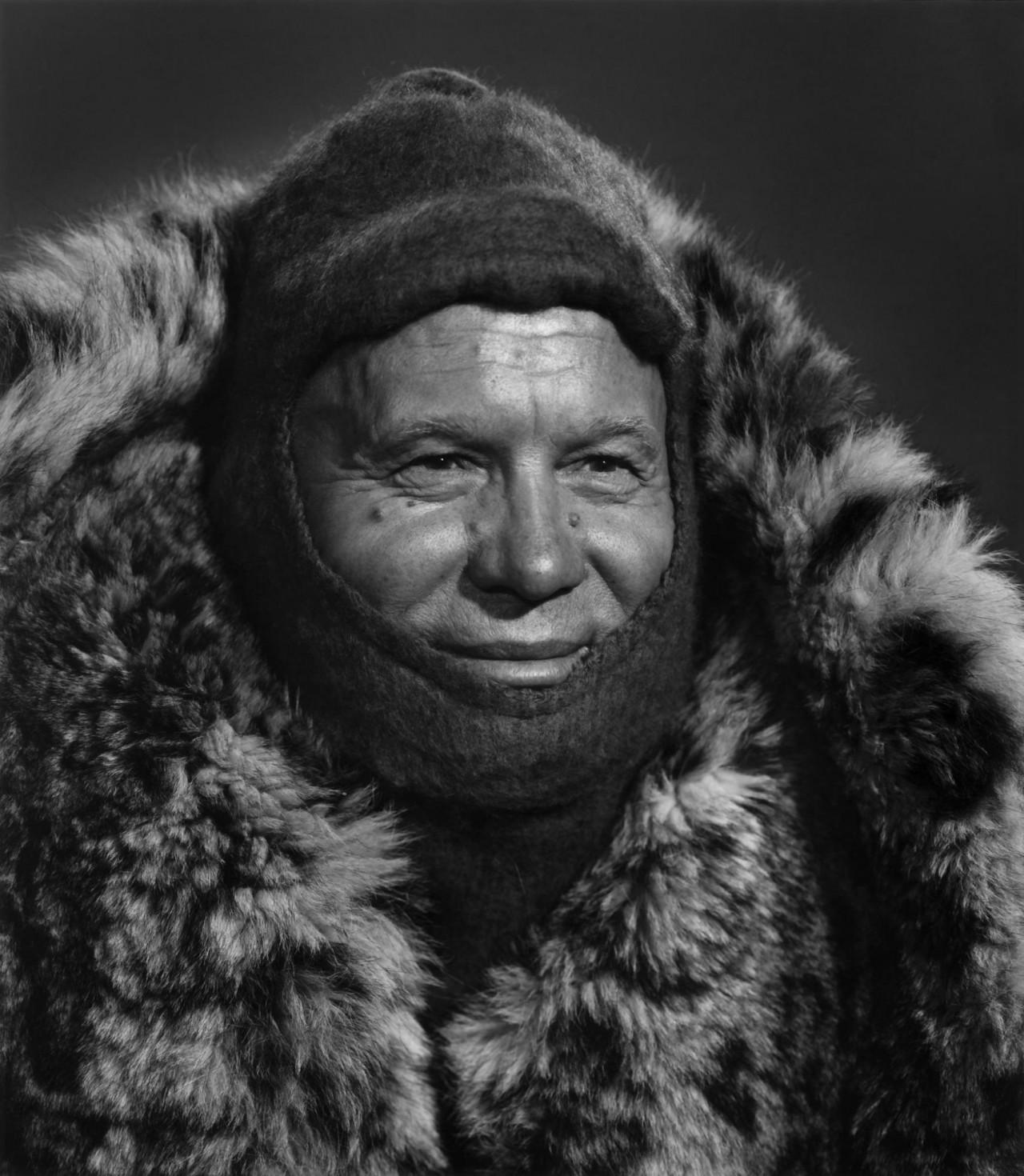 Никита Сергеевич Хрущёв, 1963. Автор Юсуф Карш