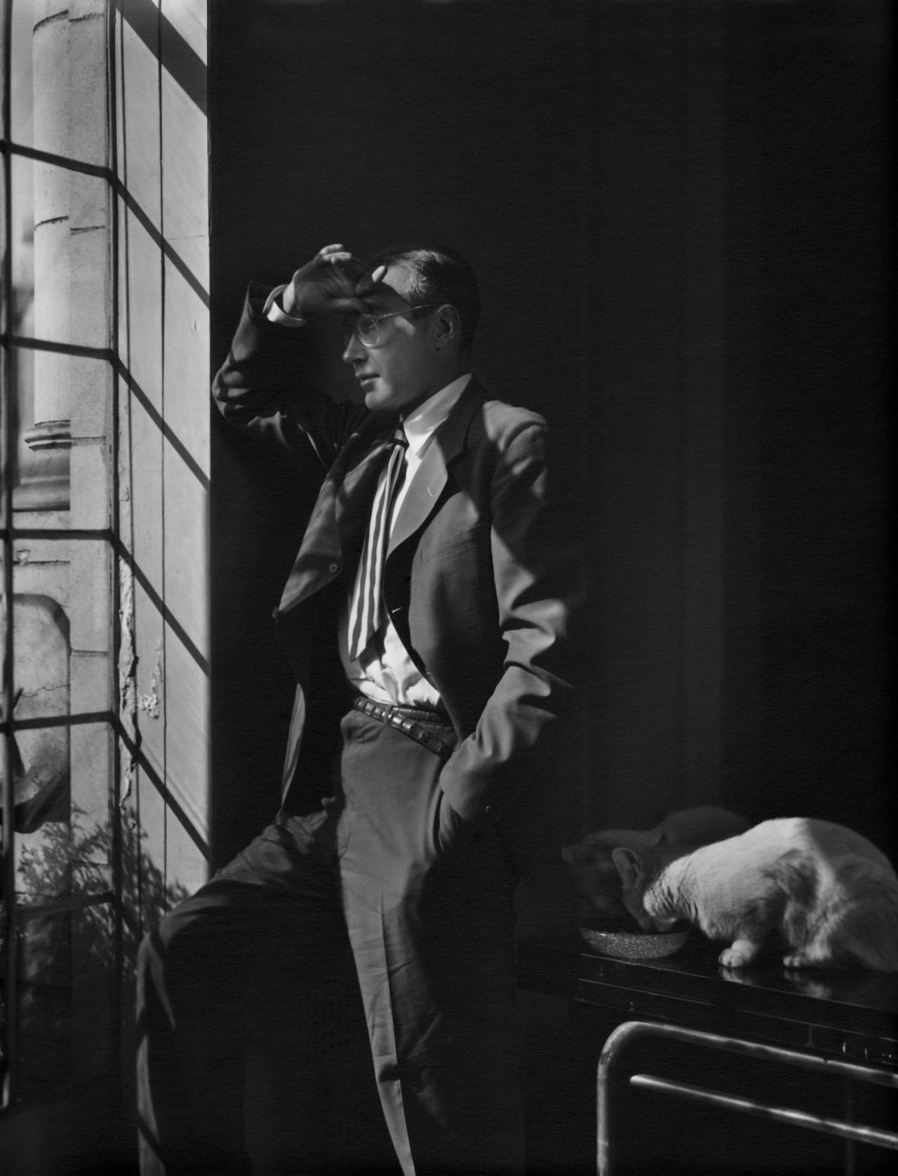 Рассел Райт, 1944. Автор Юсуф Карш