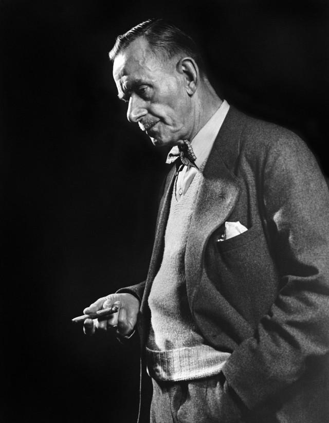 Томас Манн, 1946. Автор Юсуф Карш