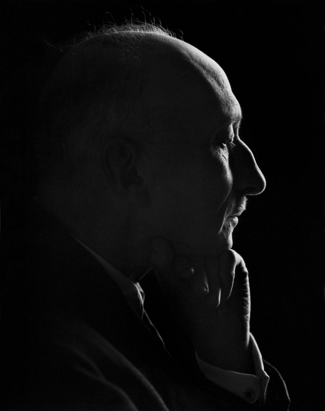 Франсуа Мориак, 1949. Автор Юсуф Карш