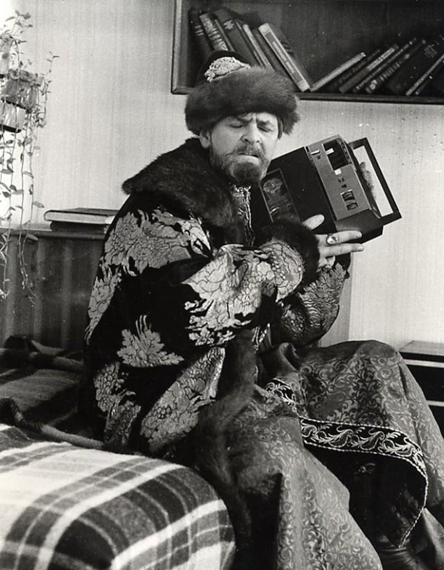 Перекличка времён, 1977. Автор Игорь Гневашев