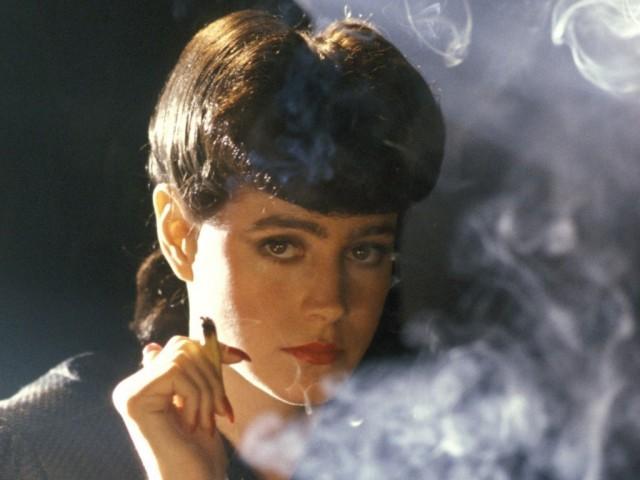 Шон Янг в роли Рейчел. «Бегущий по лезвию» Ридли Скотта, 1982