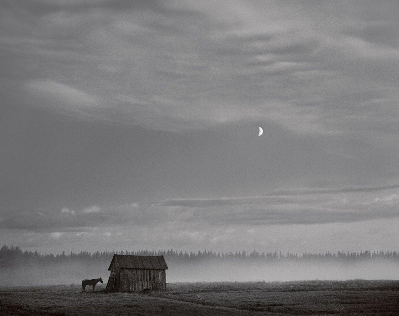 Пюхяярви, Финляндия, 1982. Фотограф Пентти Саммаллахти