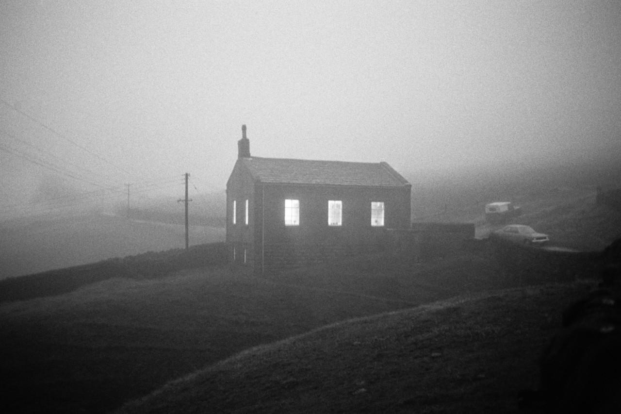 Часовня в Северной Англии, 1977. @ Мартин Парр