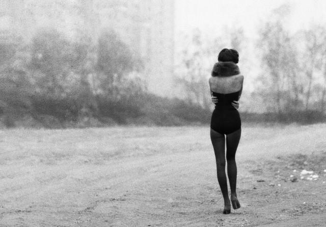 Наташа, Милан, 1990. Фотограф Стефани Пфрейндер Стайлэндер