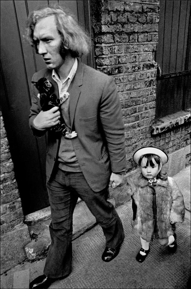 Уайтчепел, Лондон, 1972. Фотограф Иэн Берри
