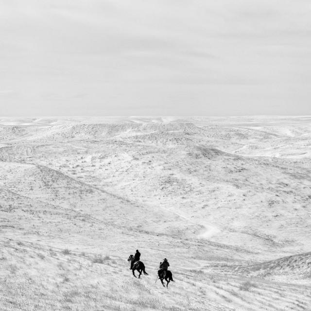 Всадники в Южной Дакоте, 2016. Фотограф Мэтт Блэк