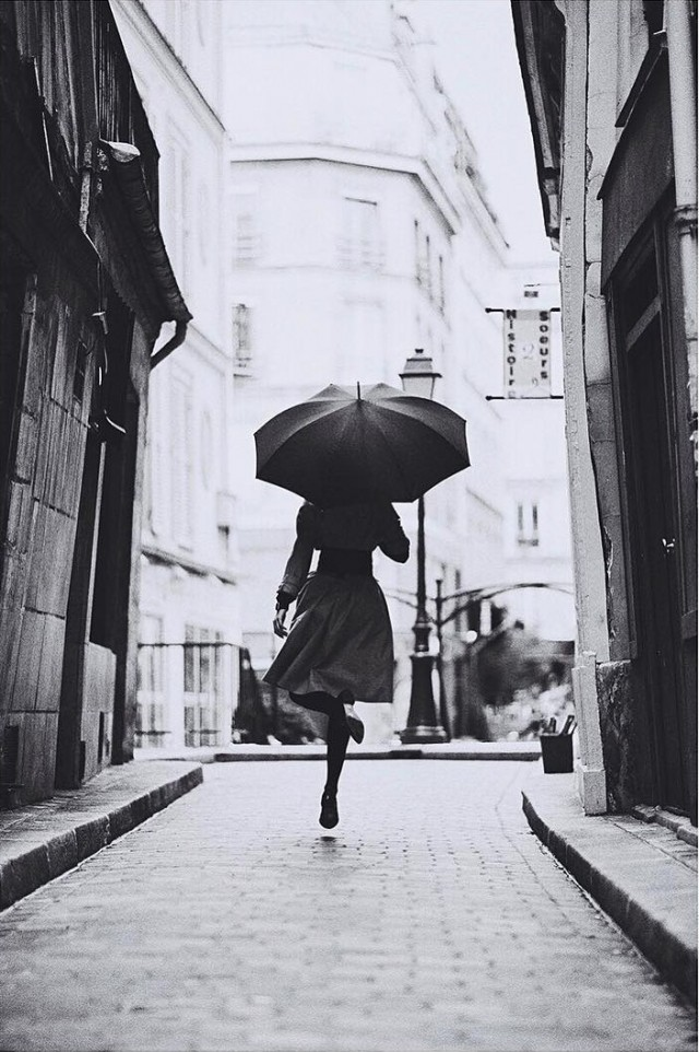Осень в Париже. Фотограф Калле Густафссон