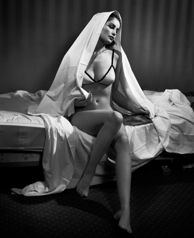 Летиция Каста, 2008. Фотограф Винсент Питерс
