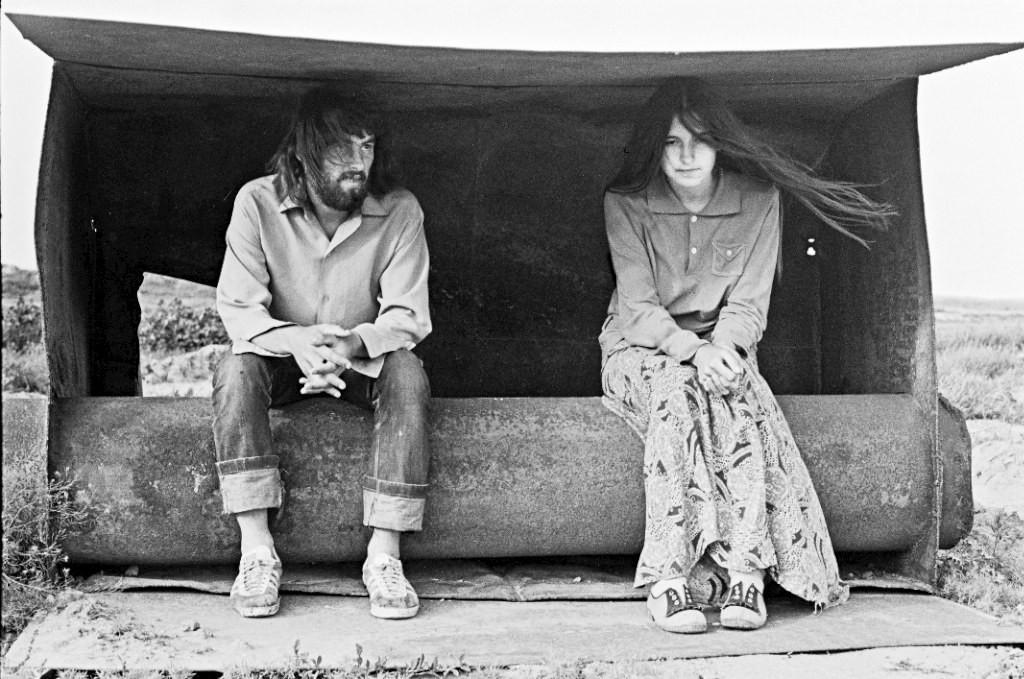 «Двое», 1977. Фотограф Игорь Пальмин
