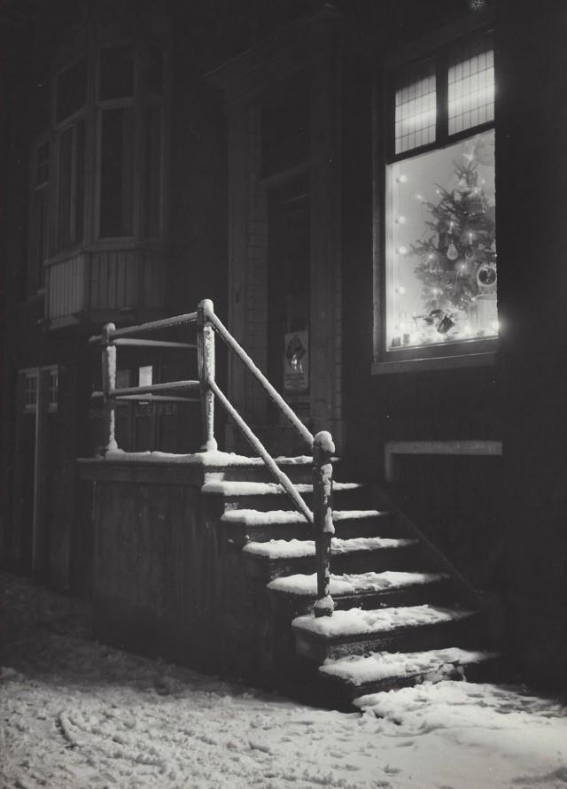 Амстердам, 1950-е. Фотограф Кис Шерер