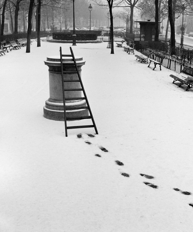 «Побег». Фотограф Рене Мальтет