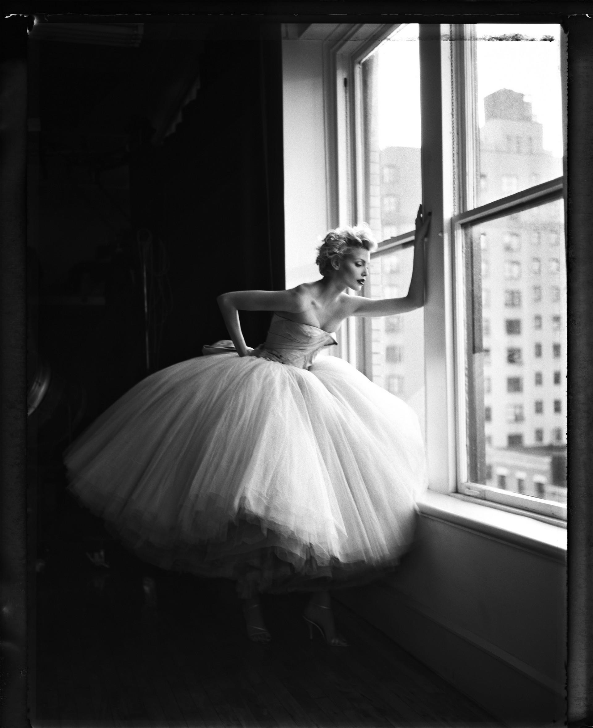 Надя Ауэрманн, Нью-Йорк, 1995. Фотограф Патрик Демаршелье