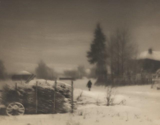 Пейзаж. Фотограф Николай Андреев