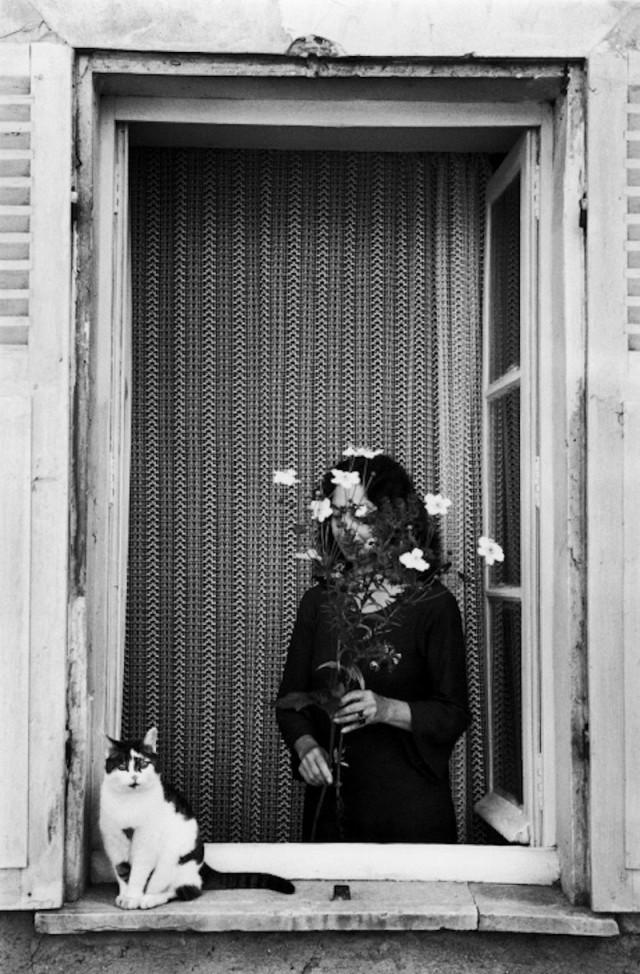 Окно. Франция, 1978. Фотограф Эдуард Буба