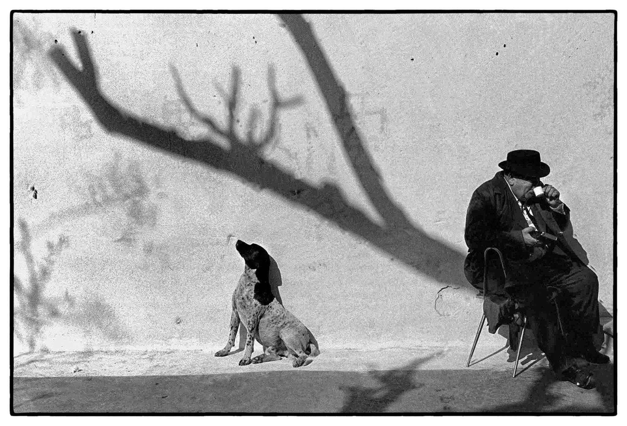 Афины, Греция, 1979. Фотограф Никос Экономопулос