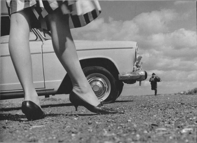 «Помощь спешит», 1961. Фотограф Робер Дуано