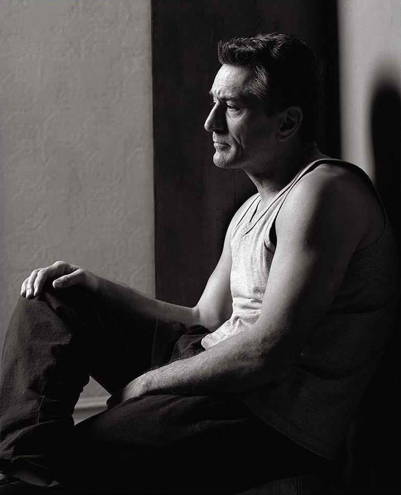 Роберт Де Ниро, 1998. Фотограф Герб Ритц