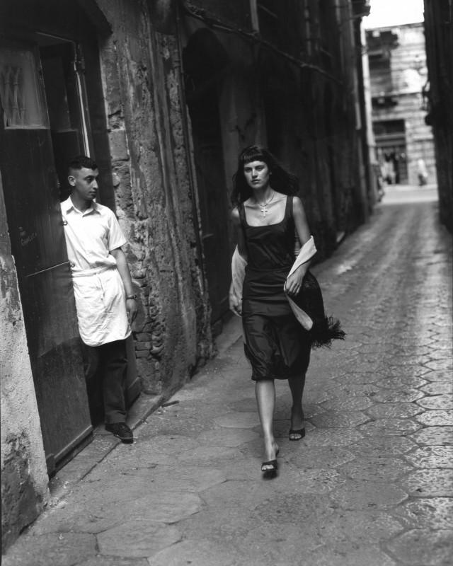Палермо, 1998. Фотограф Андре Каррара