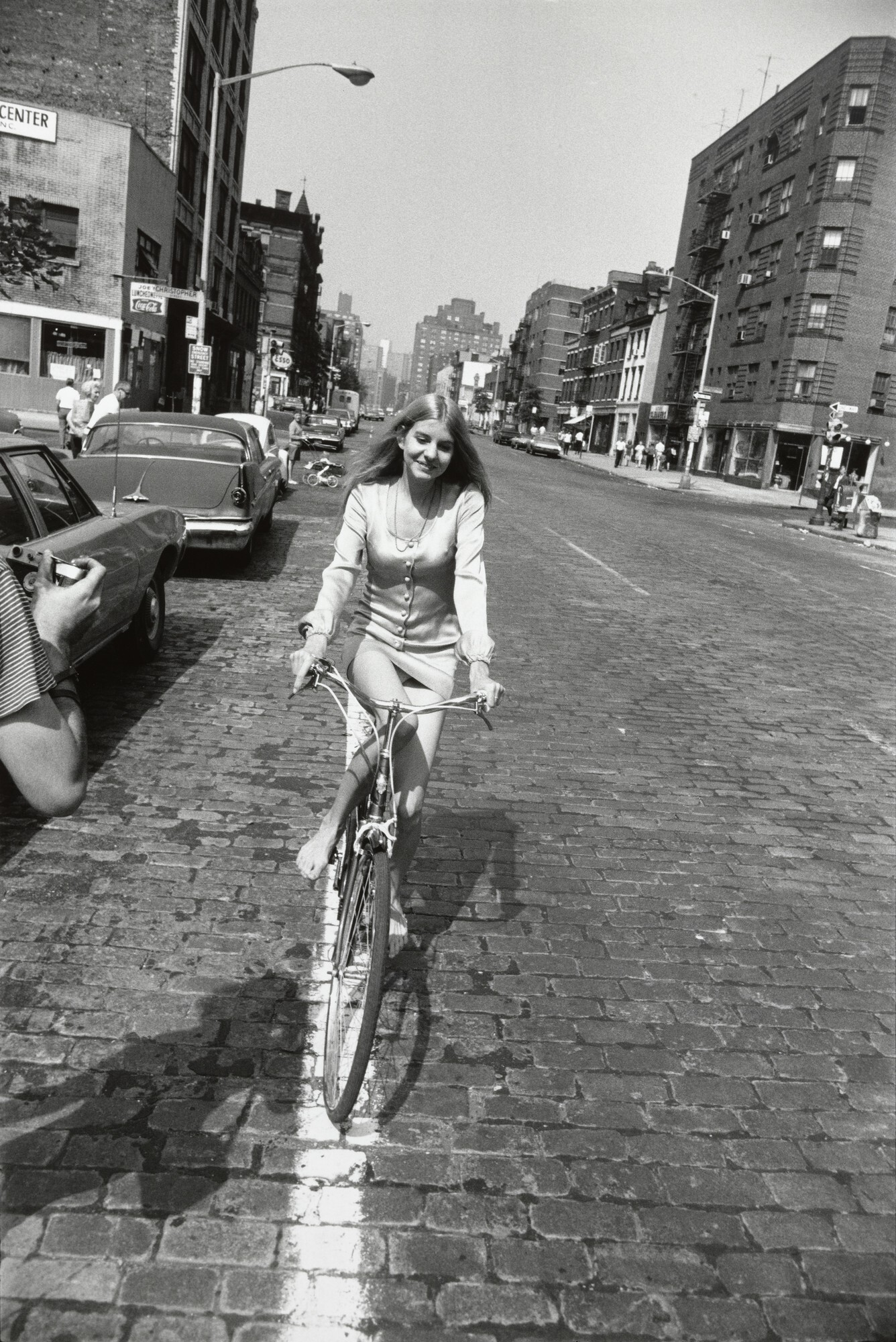 Из проекта «Женщины прекрасны». Нью-Йорк, 1969. Фотограф Гарри Виногранд