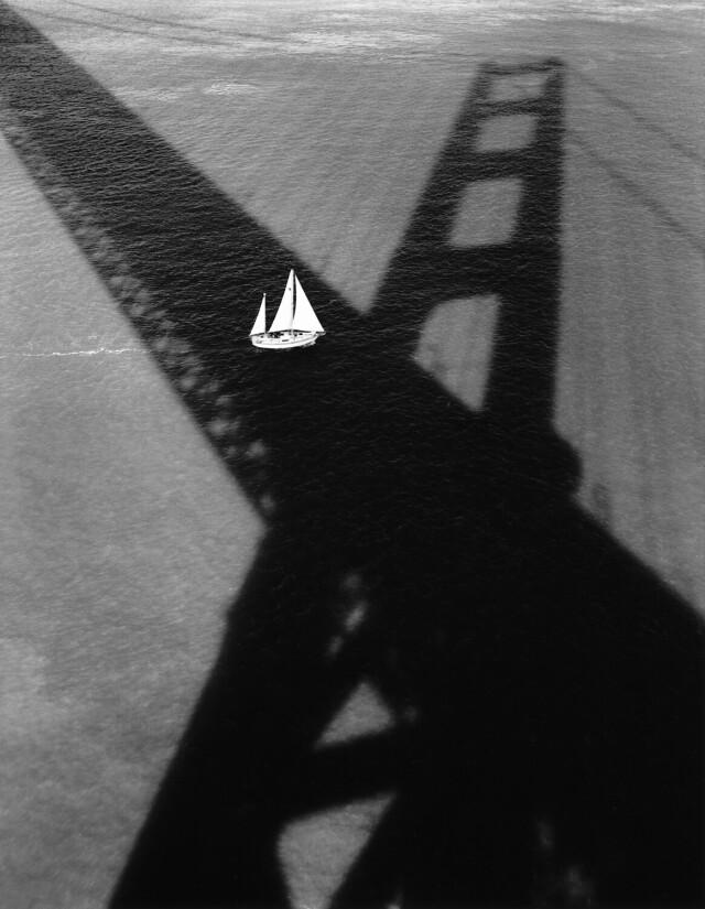 Мост Золотые Ворота, 1994. Фотограф Стю Леви (Stu Levy)