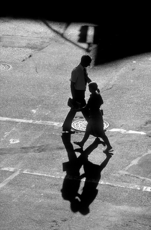 Тень, 1981. Фотограф Скотт Барроу