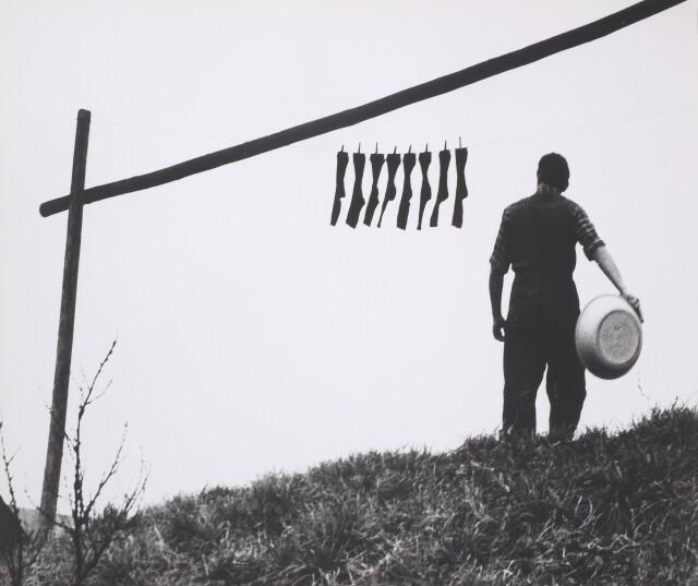 Большая стирка, 1964. Фотограф Франтишек Досталь