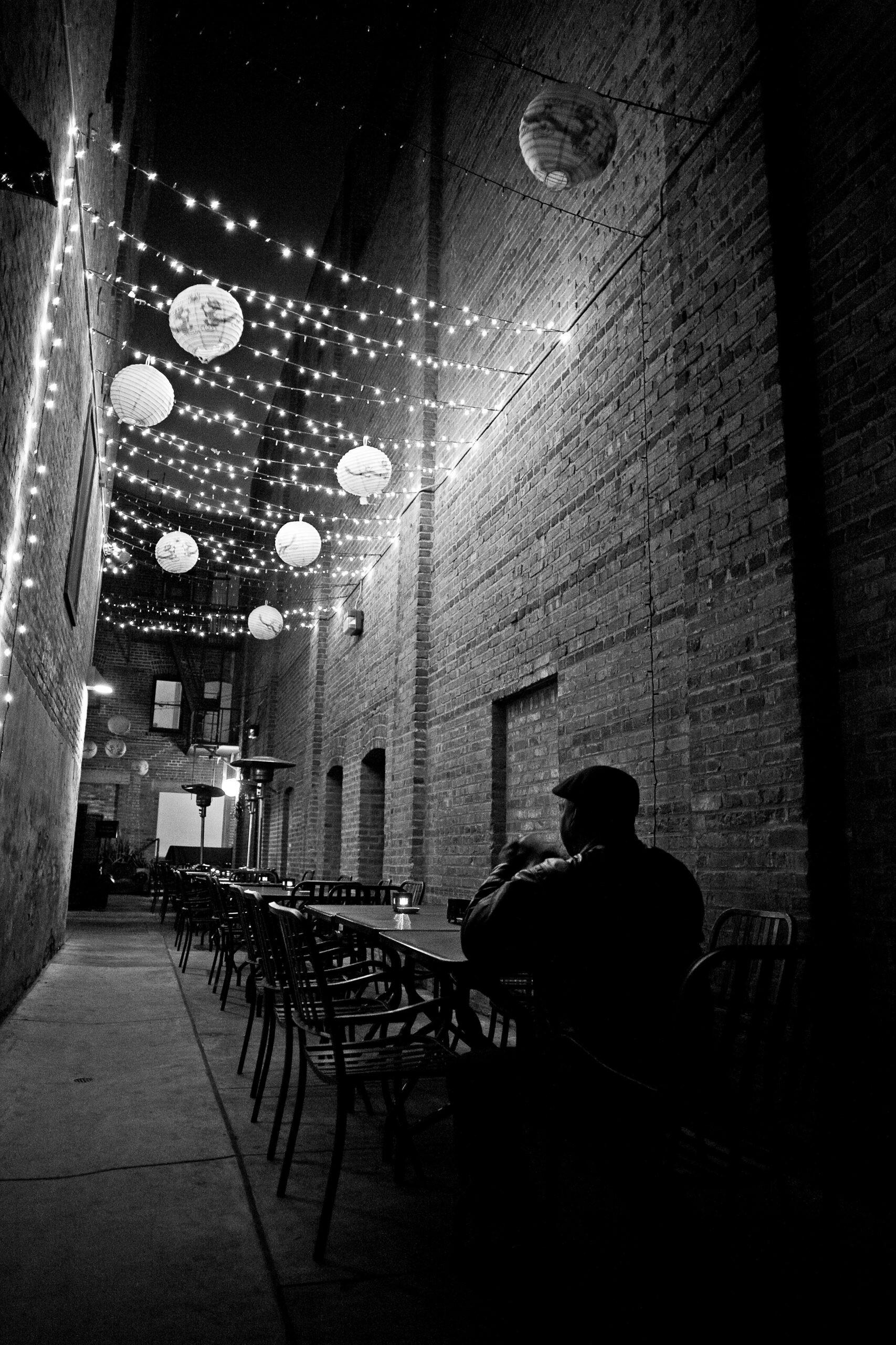 Полночный ужин. Фотограф Эрик Ким
