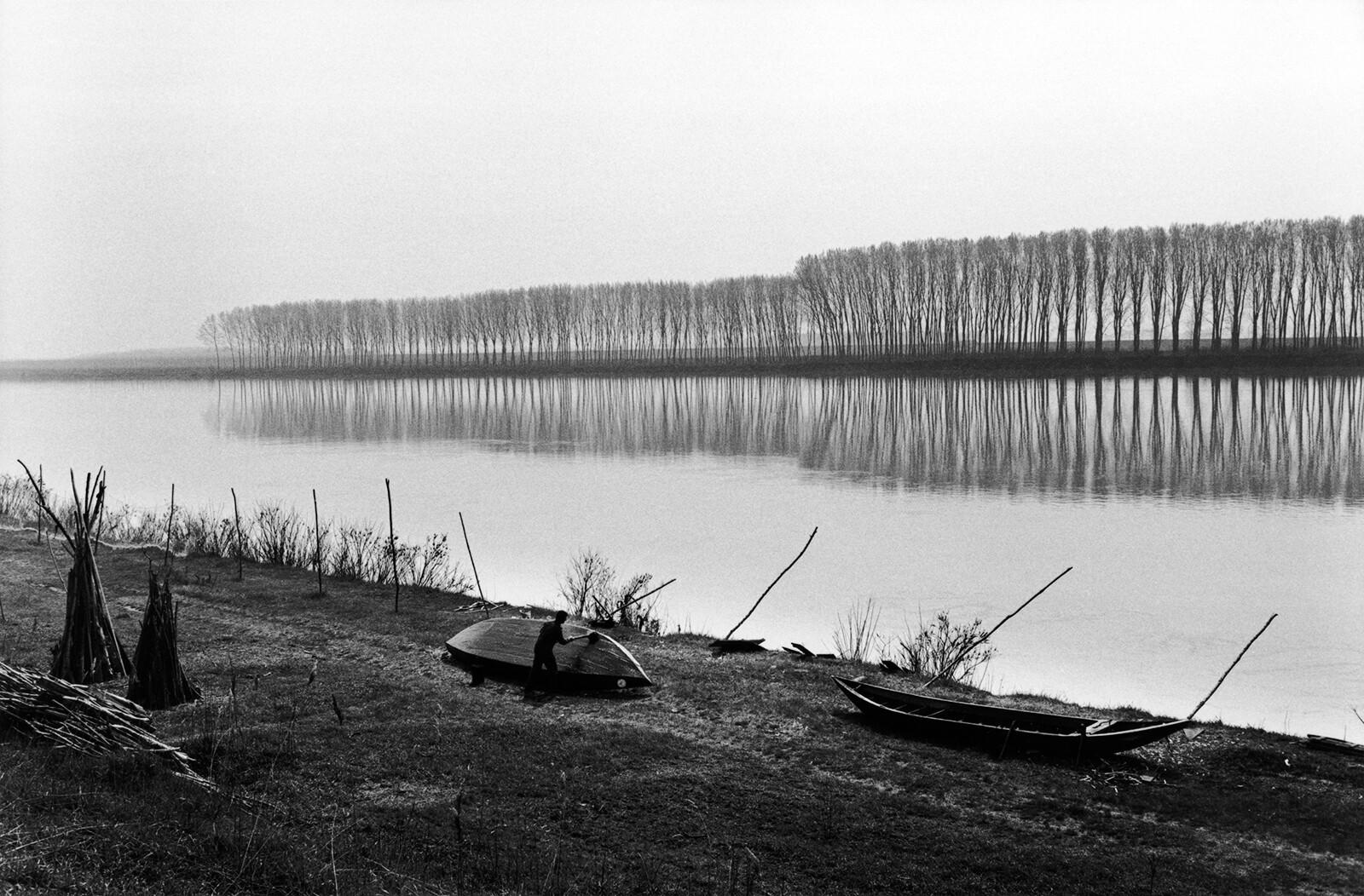 Венеция, ок. 1966. Фотограф Джанни Беренго Гардин