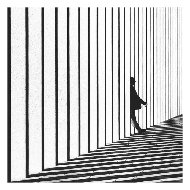 «Полчеловека». Фотограф Kai Ziehl