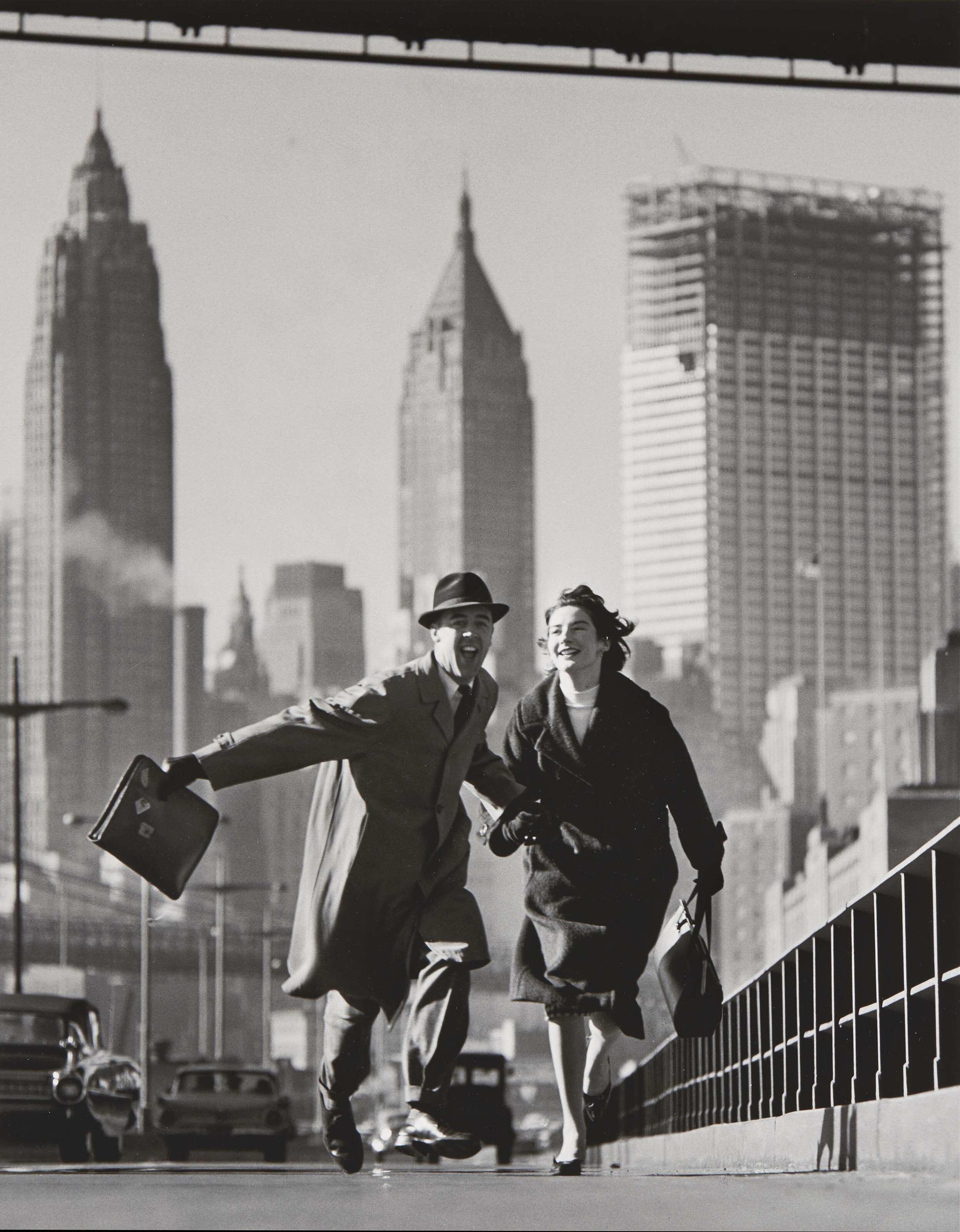 Нью-Йорк, ок. 1960. Фотограф Норман Паркинсон