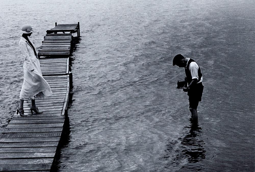 Пирс, 1974. Фотограф Луис Триполли