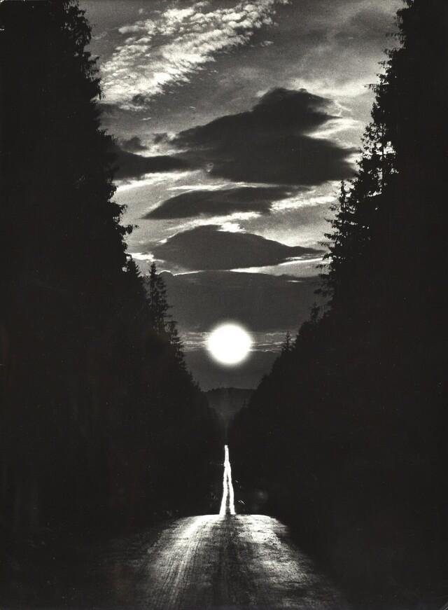 Дорога к Солнцу, ок. 1970. Фотограф Богумил Белика