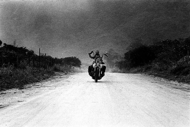 Микки Рурк, ок. 1989. Фотограф Ришар Ожар