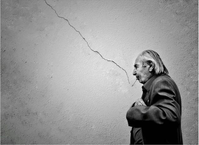 Трещина. Фотограф Panagiotis