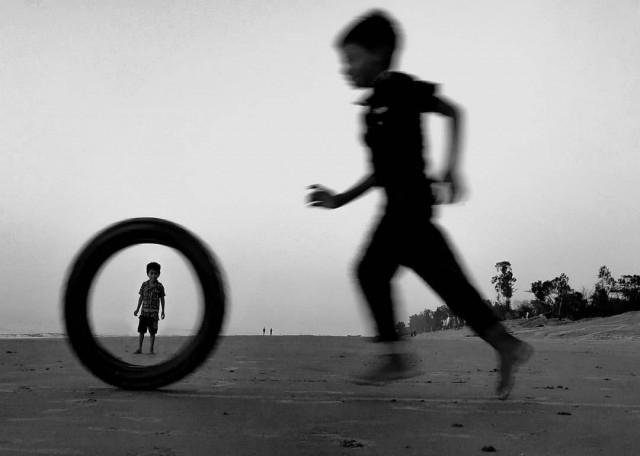 Пляж, Бангладеш. Фотограф Нур-Э Хабиб Нуршед