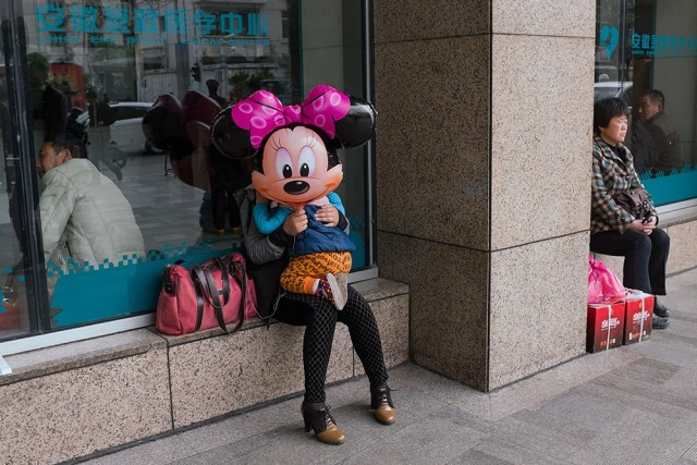 «Минни Маус». Фотограф Тао Лю
