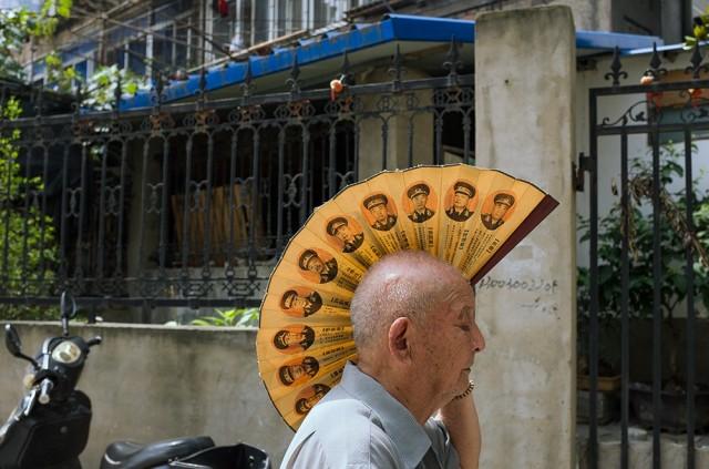 «Ирокез». Фотограф Тао Лю
