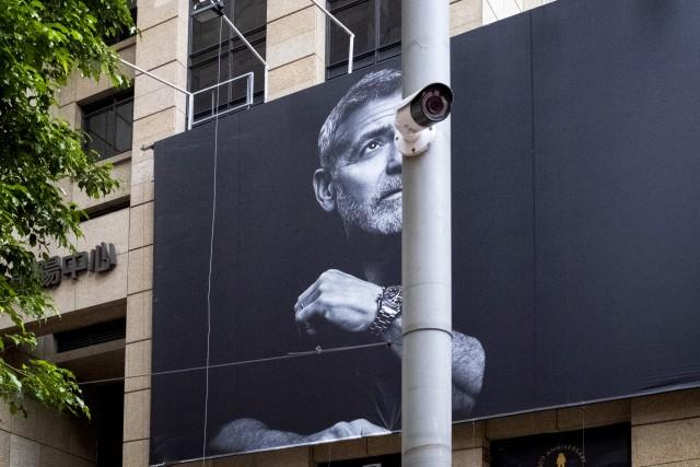 «Камера видеонаблюдения». Фотограф Эдас Вонг