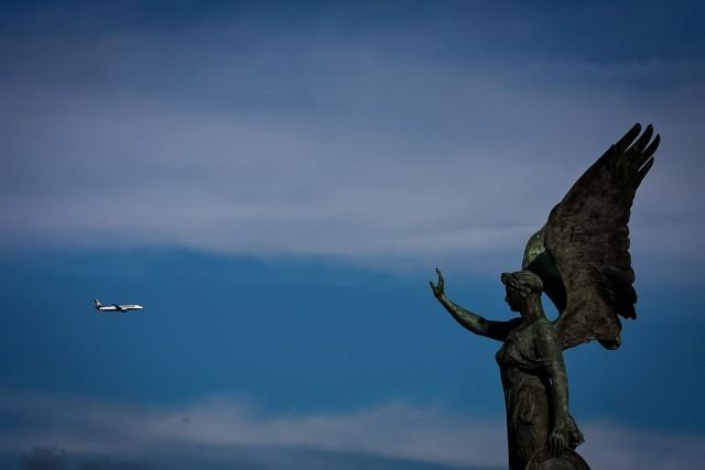 «Контроль воздушного трафика». Фотограф Стефано Корсо