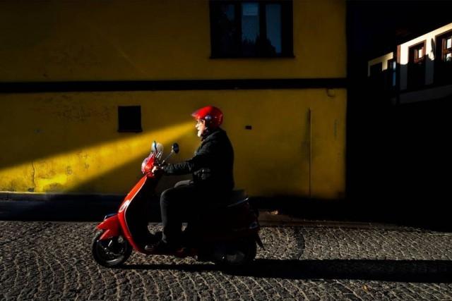 «Сам себе свет». Фотограф Ayhan Kheyri Amirkhiz