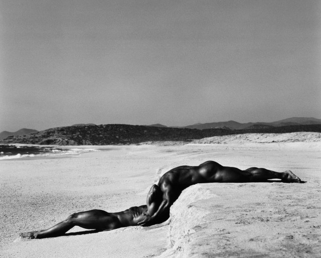 Дуэт, Мексика, 1990. Автор Герб Ритц