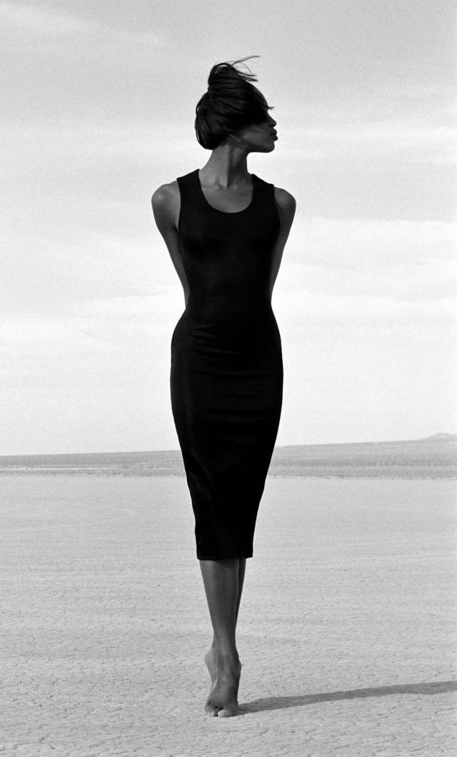 Наоми Кэмпбелл, 1988. Автор Герб Ритц