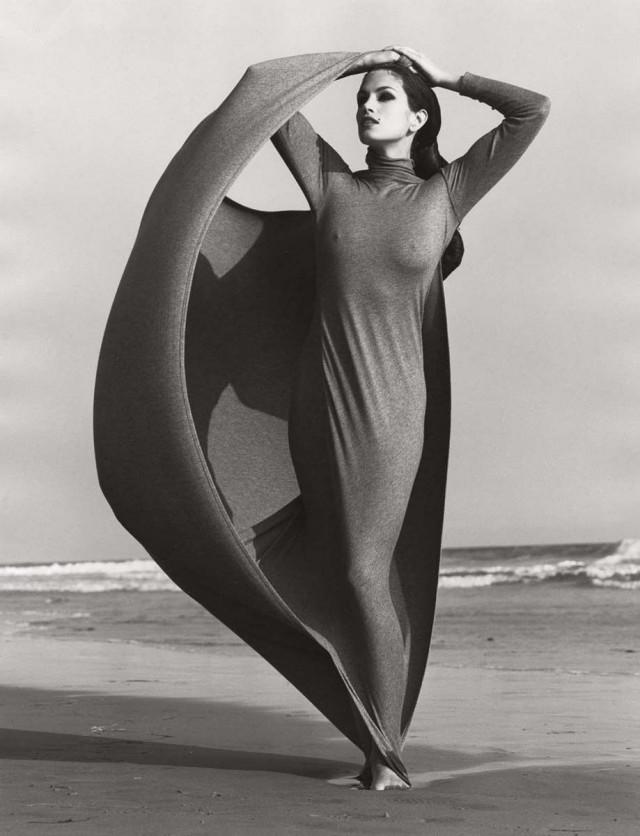 Синди Кроуфорд, Малибу, 1994. Автор Герб Ритц